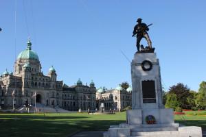 9月 カナダ研修旅行