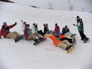 3月 スキー・スノーボード教室