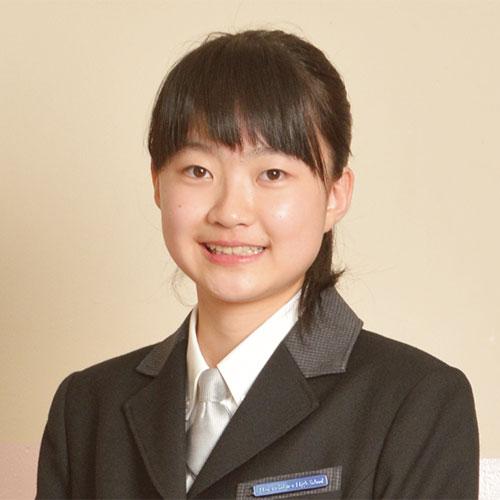 高校1年生 中村 富貴花さん