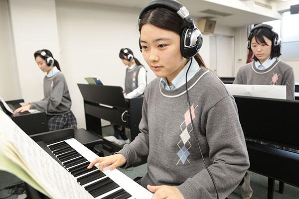 ピアノ実習