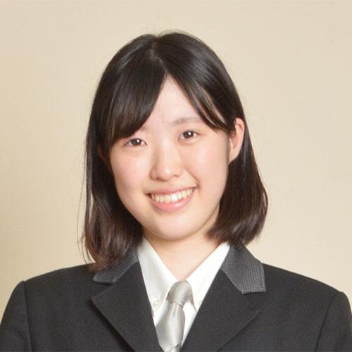 高校3年生 角幡 美咲さん