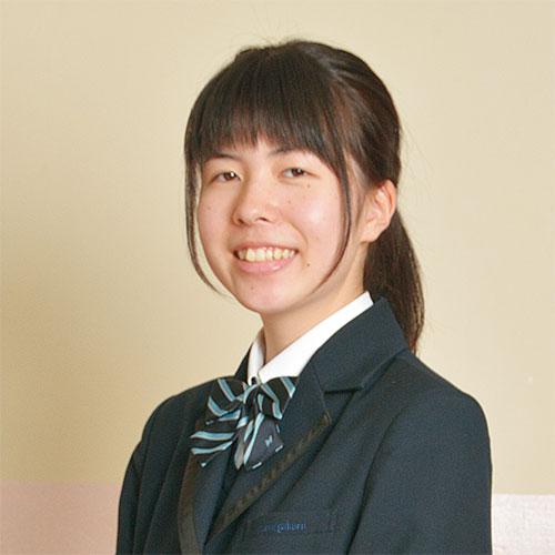 高校3年生 稲葉 実津季さん