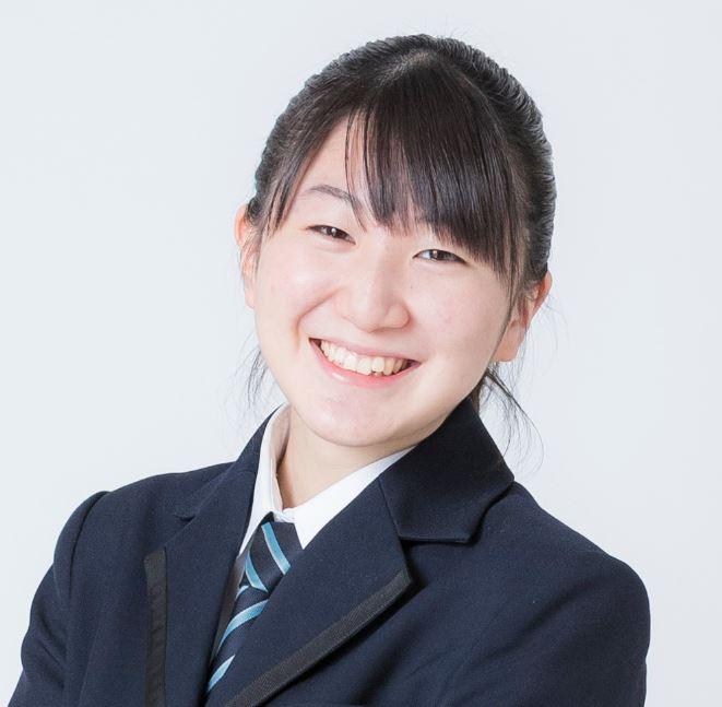 高校3年生 佐藤 晴香さん