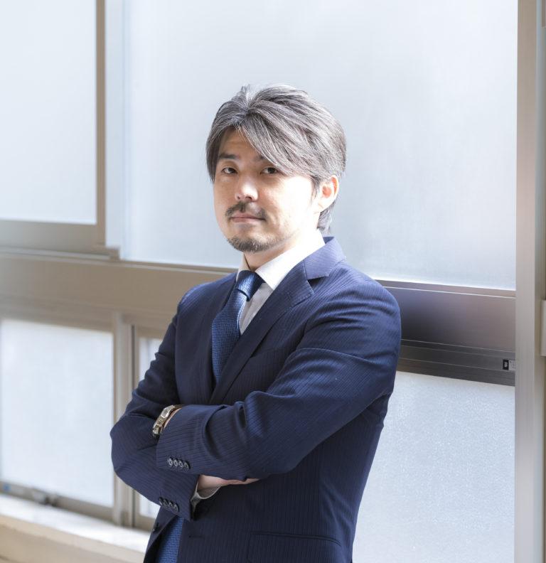 生徒支援部長 渋谷 牧人